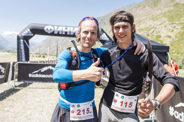 Отчет о Elbrus World Race