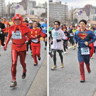 Необычные марафонские костюмы 13