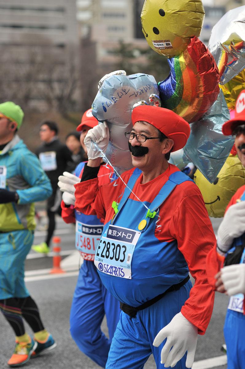 Необычные марафонские костюмы 20