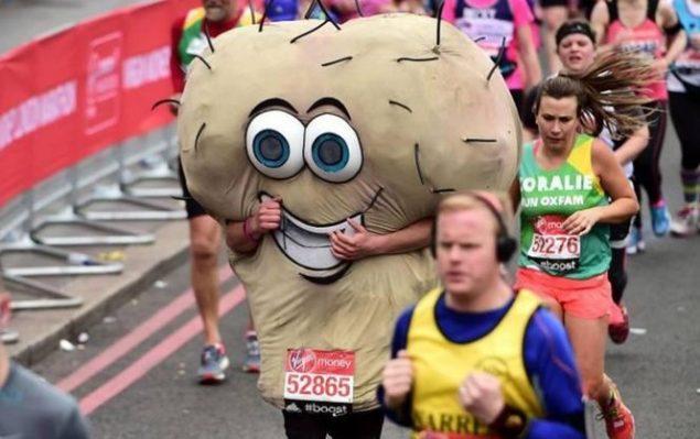 Необычные марафонские костюмы 22