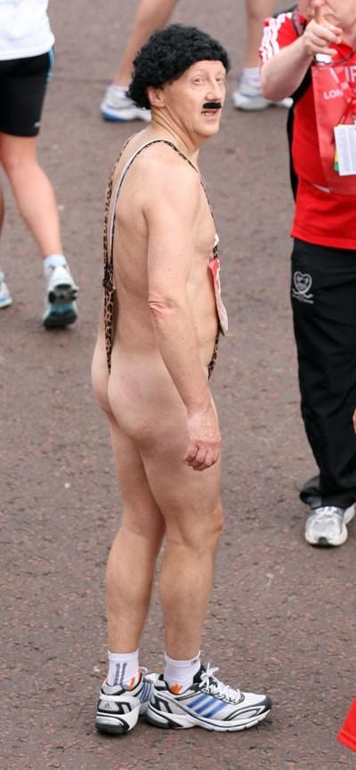 Необычные марафонские костюмы 24