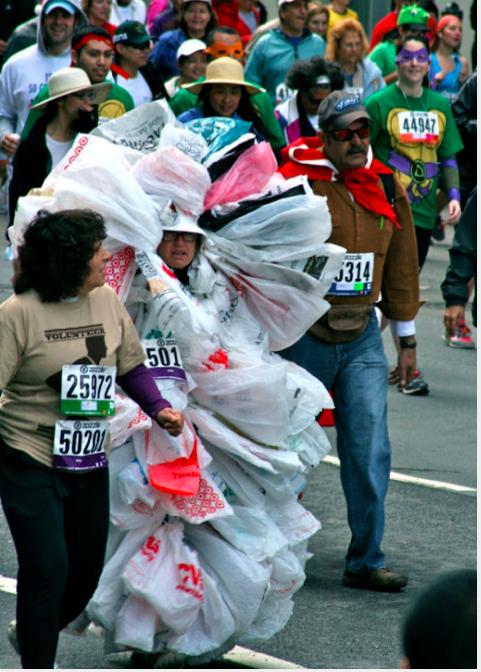 Необычные марафонские костюмы 28