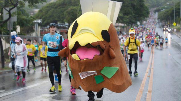 Необычные марафонские костюмы 2