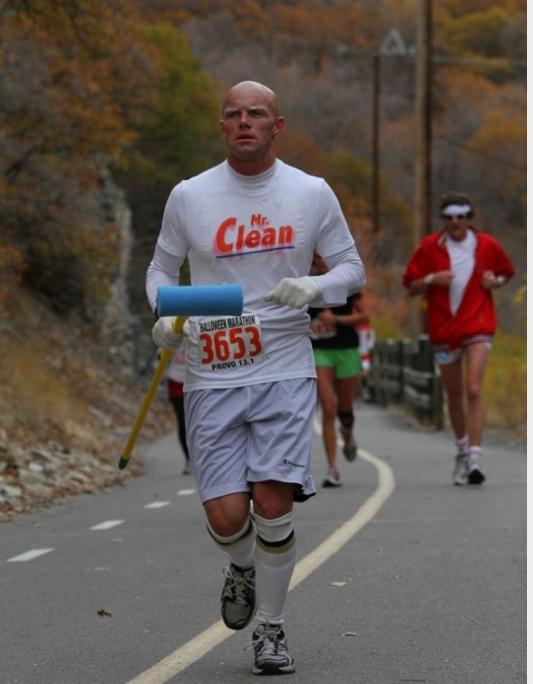 Необычные марафонские костюмы 29