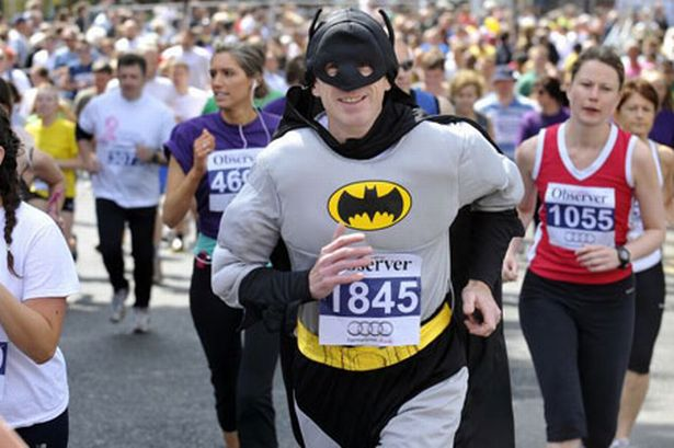 Необычные марафонские костюмы 31