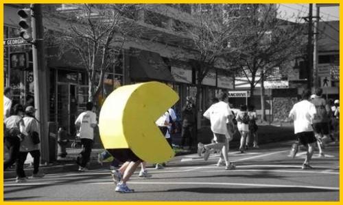 Необычные марафонские костюмы 32