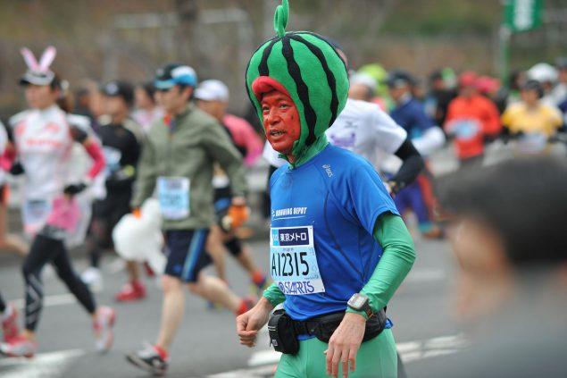 Необычные марафонские костюмы 5