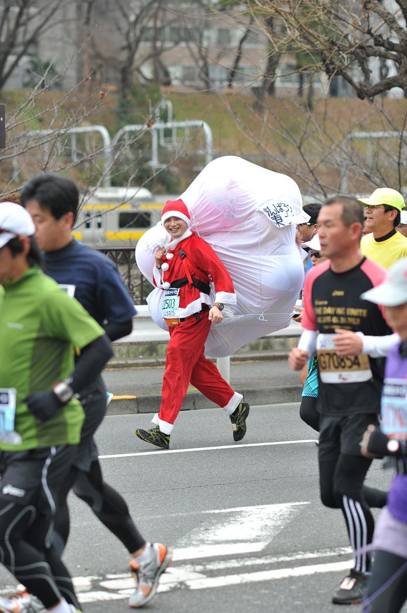 Необычные марафонские костюмы 7