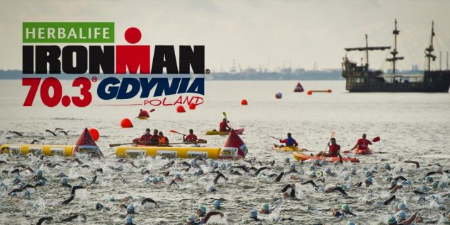 Отчет о IRONMAN 70.3 Gdynia 5
