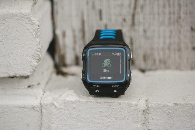 Обзор Garmin 920XT: часы для триатлона 1
