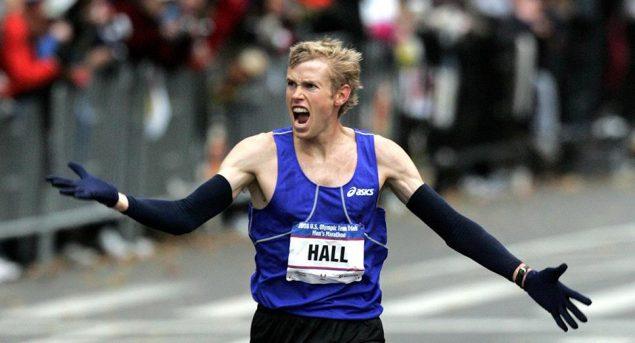 Райан Холл: «Моя беговая мечта» 1