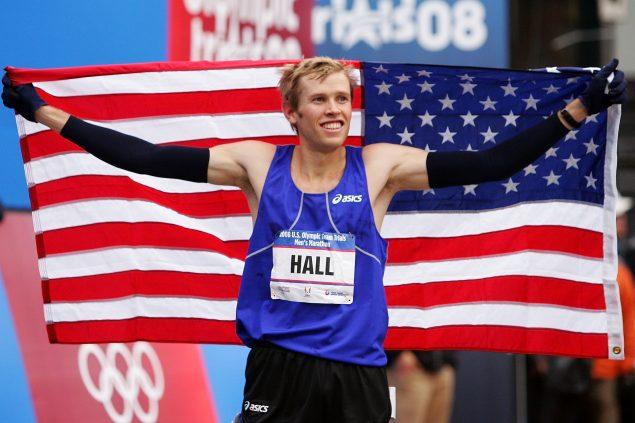 Райан Холл: «Моя беговая мечта»