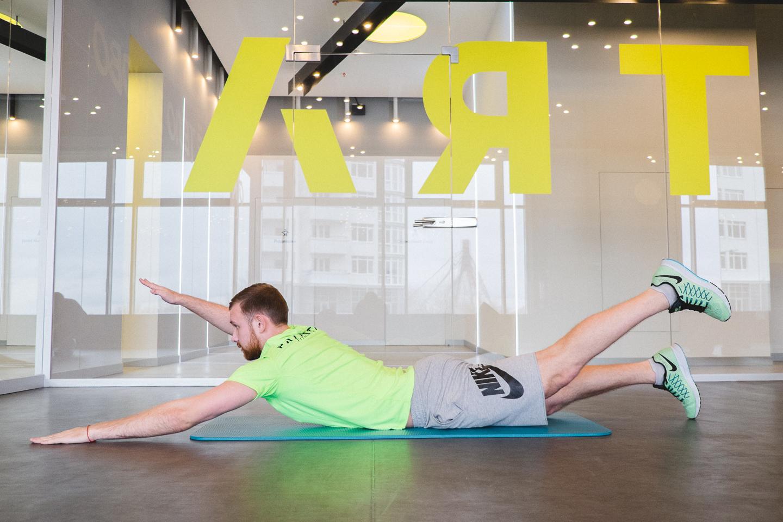 Шесть супер-упражнений для новичков 9