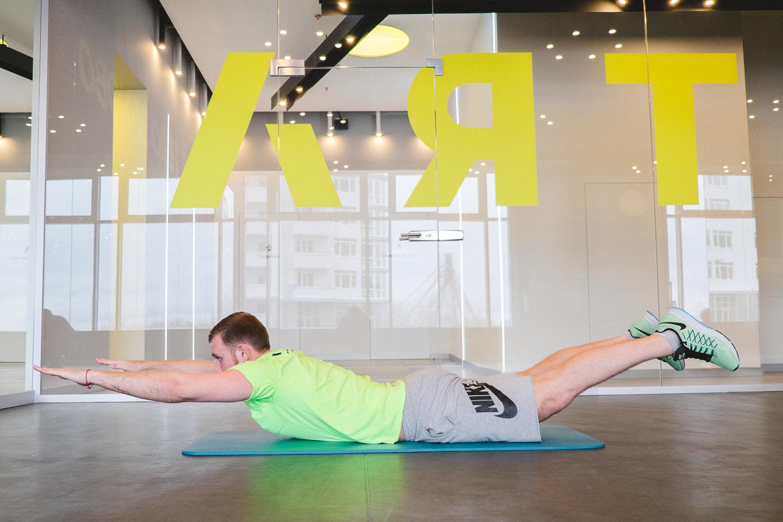 Шесть супер-упражнений для новичков 10