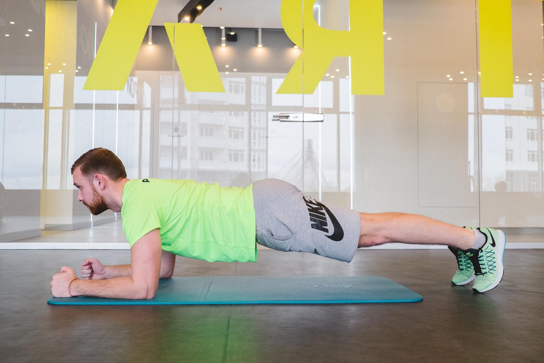 Шесть супер-упражнений для новичков 4