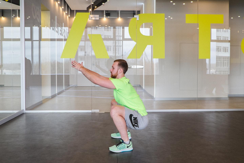 Шесть супер-упражнений для новичков