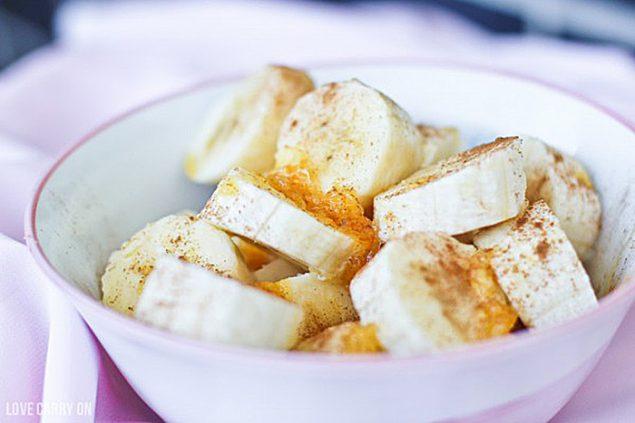 Еда для бегуна: бананы и несколько рецептов с ними 5