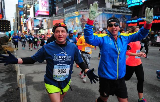 Можно ли принимать участие в массовых забегах каждую неделю?