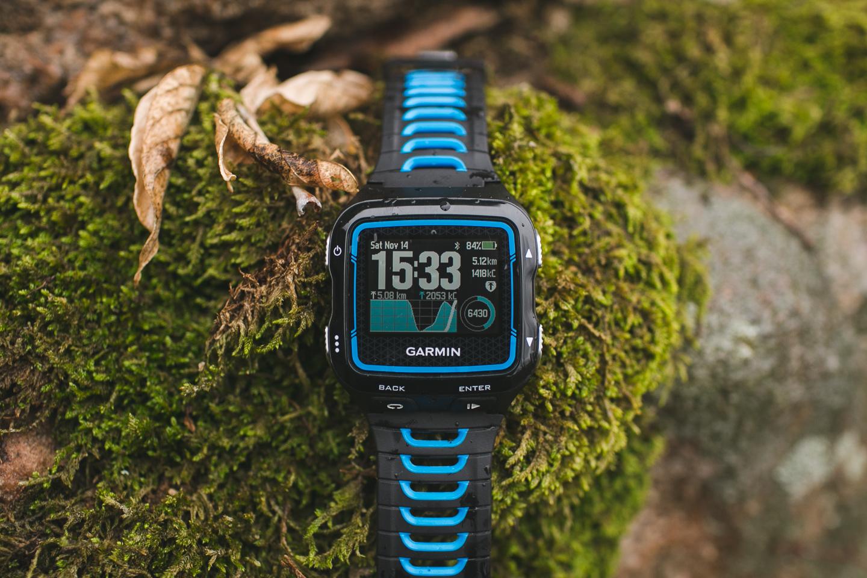 Обзор Garmin 920XT: часы для триатлона 9