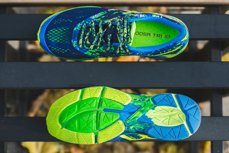 Обзор кроссовок Asics Gel Noosa Tri 10 1