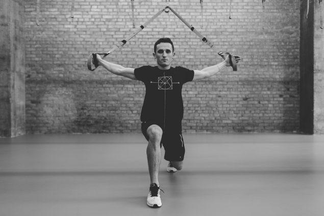 TRX для бега: полезные упражнения для улучшения необходимых навыков 10