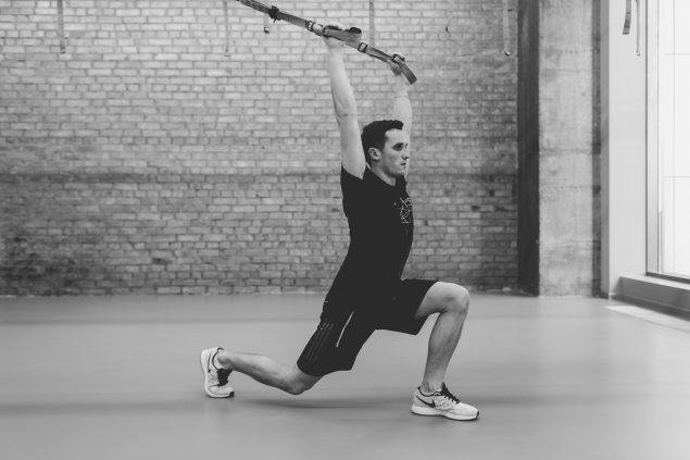 TRX для бега: полезные упражнения для улучшения необходимых навыков 11