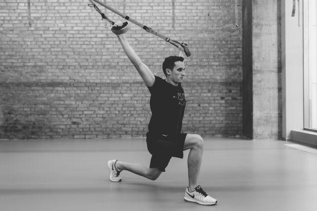TRX для бега: полезные упражнения для улучшения необходимых навыков 12
