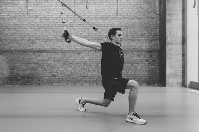TRX для бега: полезные упражнения для улучшения необходимых навыков 13