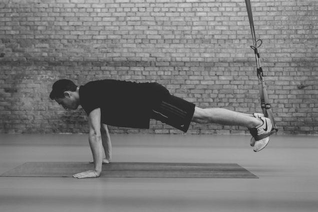 TRX для бега: полезные упражнения для улучшения необходимых навыков 14
