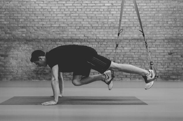 TRX для бега: полезные упражнения для улучшения необходимых навыков 15