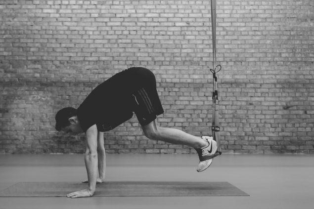 TRX для бега: полезные упражнения для улучшения необходимых навыков 16