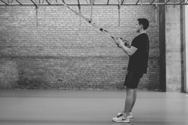 TRX для бега: полезные упражнения для улучшения необходимых навыков 2