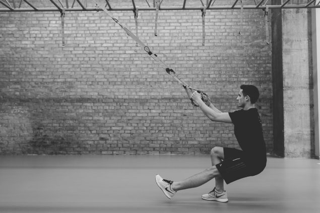 TRX для бега: полезные упражнения для улучшения необходимых навыков 3