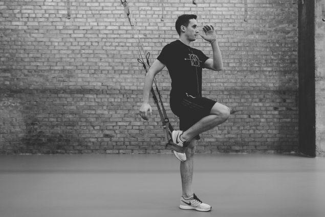 TRX для бега: полезные упражнения для улучшения необходимых навыков 4