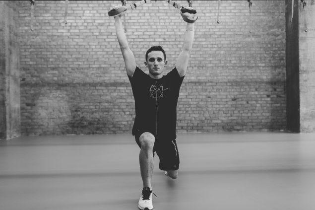 TRX для бега: полезные упражнения для улучшения необходимых навыков 8