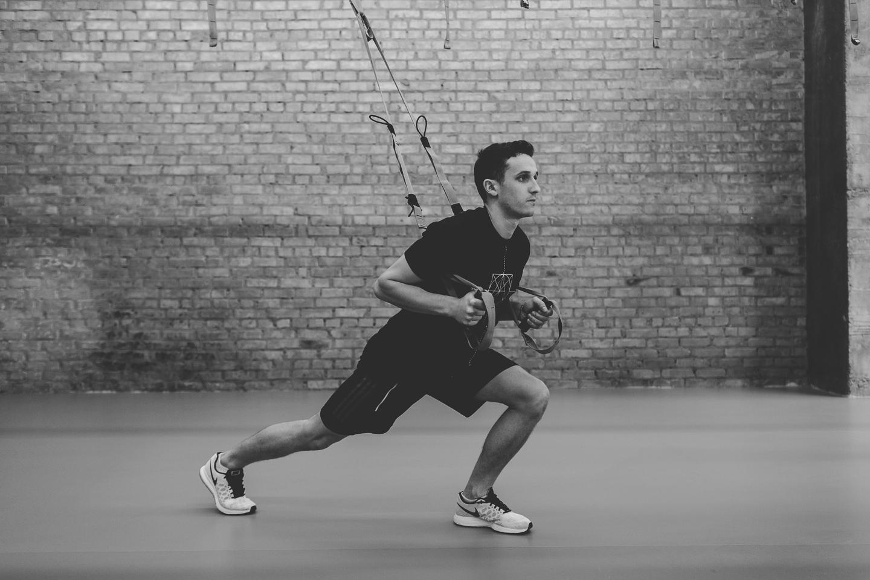TRX для бега: полезные упражнения для улучшения необходимых навыков