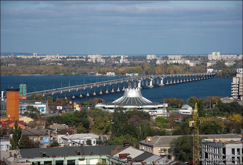 48 часов в Днепропетровске: краткий гид для участников полумарафона 11