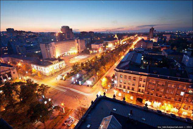 48 часов в Днепропетровске: краткий гид для участников полумарафона 19