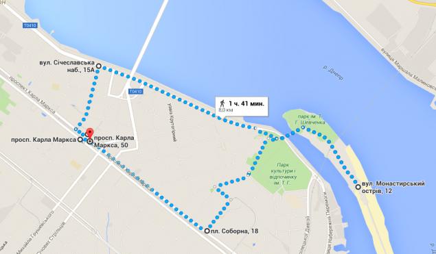 48 часов в Днепропетровске: краткий гид для участников полумарафона 29