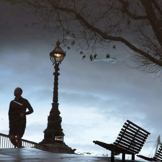 Бег в дождливую погоду — советы и рекомендации 2
