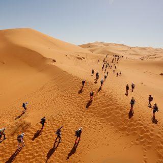 Как это — победить в самом жарком марафоне планеты?