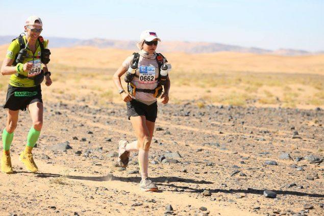 Marathon des Sables 2