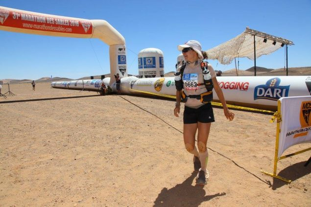 Marathon des Sables 7