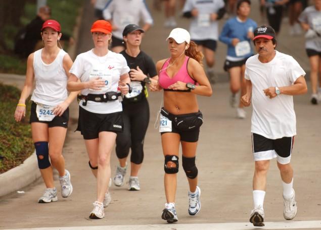 Несколько фактов о коленях, про которые должен знать каждый бегун
