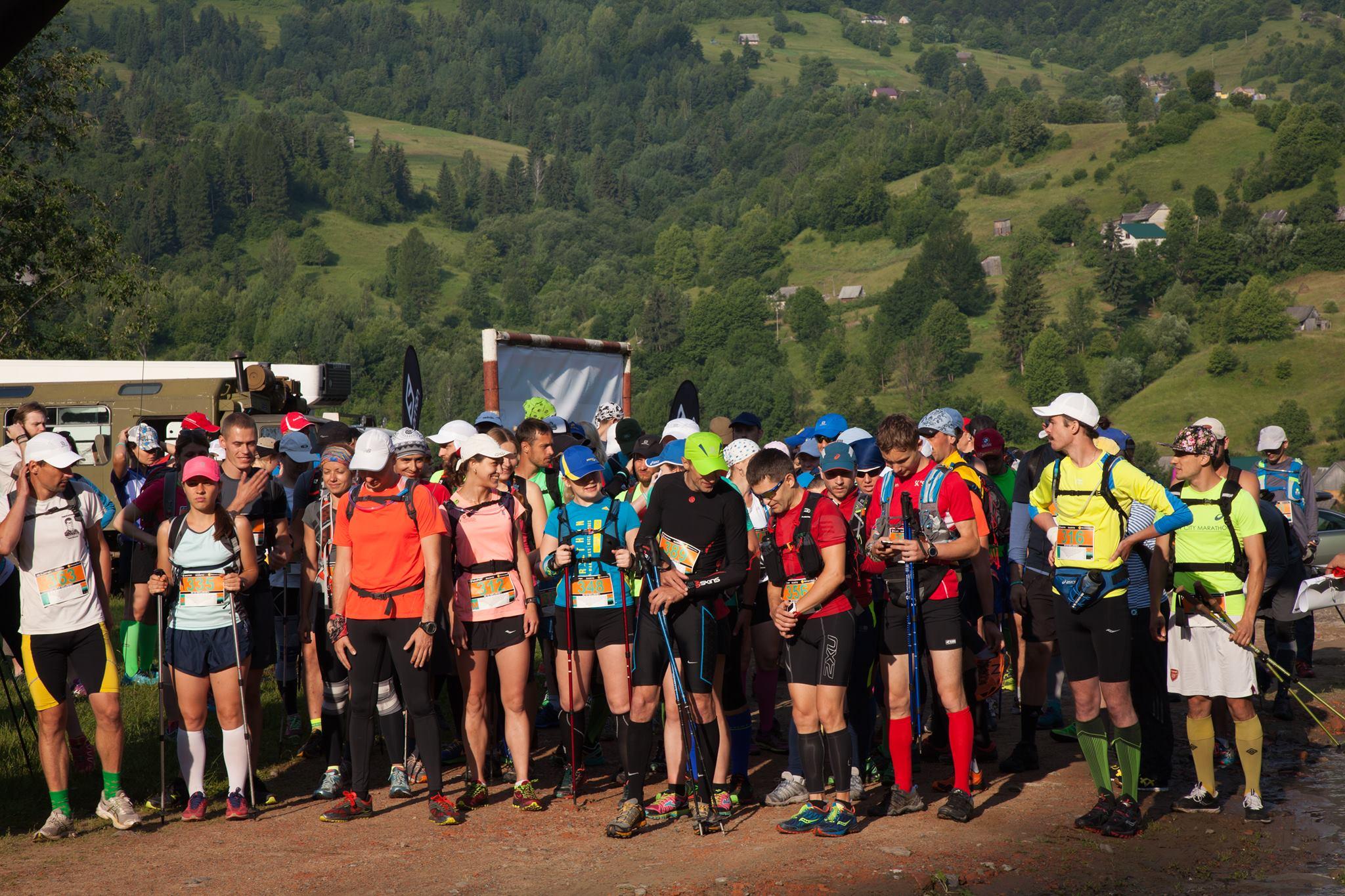 Chornogora Sky Marathon: планктон в горах или как я забросил бег и стал ультрамарафонцем 11