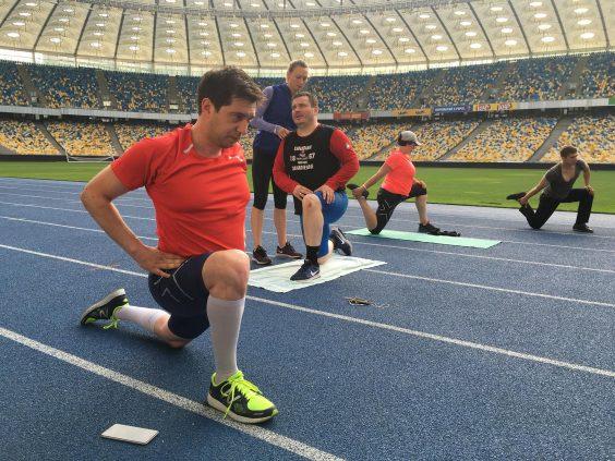 Пять известных киевлян — о том, как начали бегать и подготовке к первому в жизни забегу 4