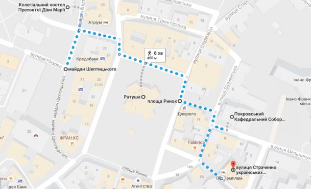 48 часов в Ивано-Франковске: гид для участников полумарафона 1