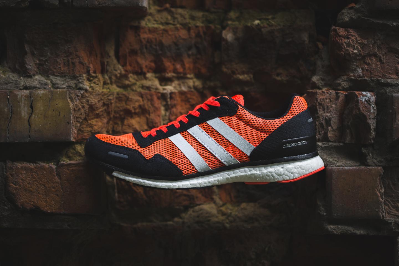 Adidas Adios 3: быстрая пара для асфальтных стартов 1