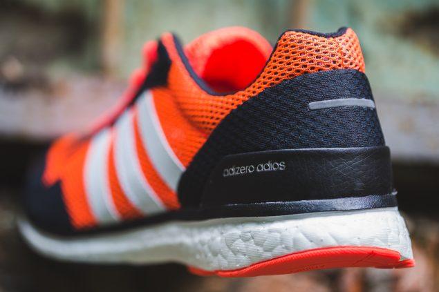 Adidas Adios 3: быстрая пара для асфальтных стартов 5