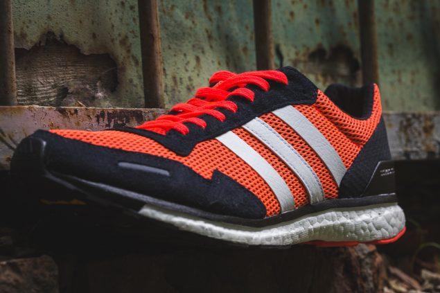 Adidas Adios 3: быстрая пара для асфальтных стартов 7